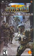 PSP - SOCOM: U.S. Navy SEALs Tactical Strike