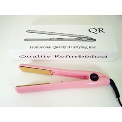 Farouk CHI Pink Breast Cancer Awareness 1-inch Flat Iron (Refurbished)