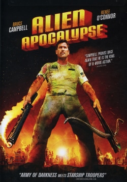 Alien Apocalypse (DVD)