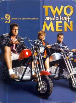 Two and a Half Men: The Complete Second Season (DVD)