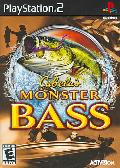 PS2 - Cabela`s Monster Bass