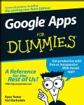 Google Apps for Dummies (Paperback)