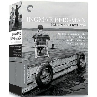 Ingmar Bergman: Four Masterworks Box Set - Criterion Collection (DVD) 3186116
