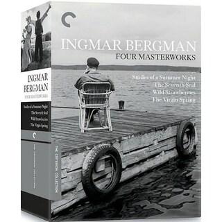 Ingmar Bergman: Four Masterworks Box Set - Criterion Collection (DVD)