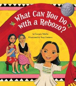 What Can You Do With a Rebozo? (Hardcover)