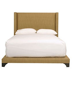 JAR Designs Whitney Quebracho Eastern King-size Bed