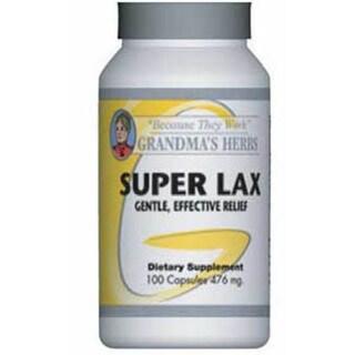 Grandma's Herbs Super Lax