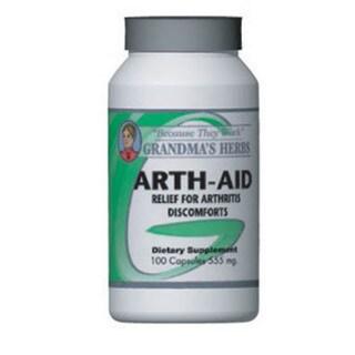 Grandma's Herbs Arth-Aid for Arthritis (100 Capsules)