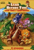 The Land Before Time: Good Times & Good Friends (DVD)