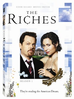 The Riches Season 1 (DVD)