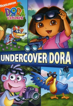 Dora The Explorer: Undercover Dora (DVD)