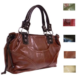 Rina Rich Rodeo Satchel