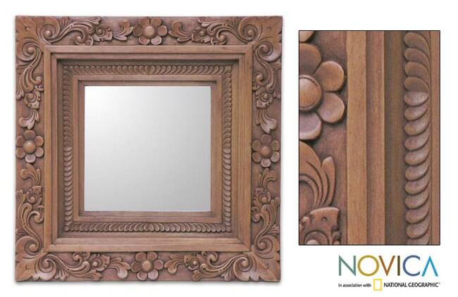 'Frangipani' Mirror (Indonesia)