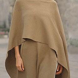 Alpaca Wool 'Serenity' Wrap (Peru)