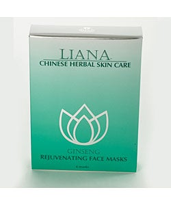 Liana Ginseng Rejuvinating Face Masks