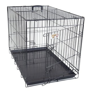 Majestic Pet 'Titan' Single Door Folding Dog Crate