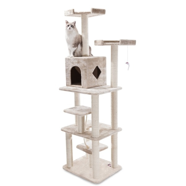 78-inch Casita Cat Tree and Condo Furniture
