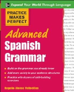 Advanced Spanish Grammar (Paperback)
