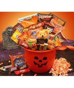 Halloween Tricks and Treats Jack-O-Lantern