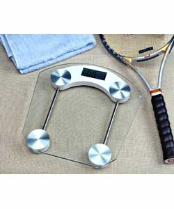 LCD Display Digital Glass Scale
