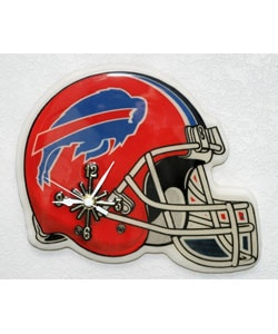 Buffalo Bills Helmet Clock
