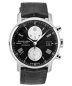 Baume & Mercier Men's Classima MOA08733 Chronograph Watch