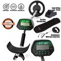 Treasure Cove Platinum Digital Metal Detector Set