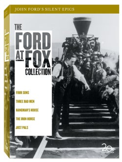 Ford At Fox: The Silent Epics (DVD)