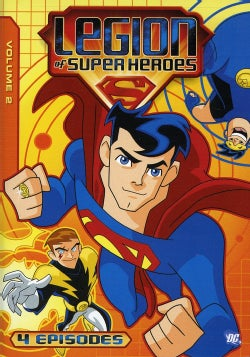 Legion Of Superheroes: Volume 2 (DVD)
