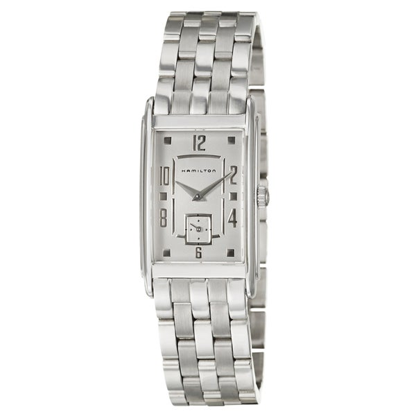 Hamilton Ardmore Men's Rectangular Quartz Watch