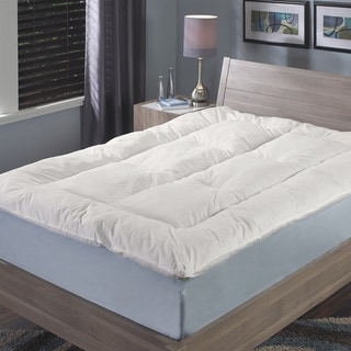 Elementa Supportive 230 Thread Count Down Alternative Fiberbed