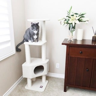 Bungalow Cat Furniture 52-inch Tree Condo
