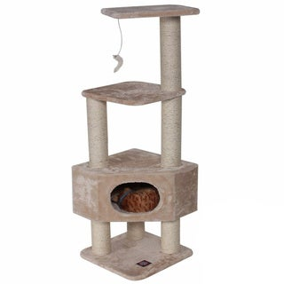 52-inch Casita Cat Furniture Tree Condo