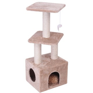 40-inch Casita Cat Furniture Tree Condo