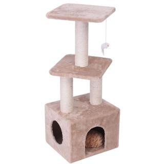 40-inch Casita Cat Furniture Tree Condo