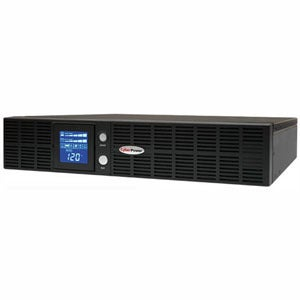CyberPower Smart App Intelligent LCD OR1500LCDRM2U 1500VA UPS