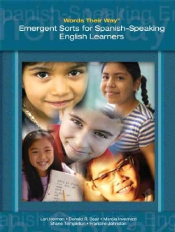 Words Their Way: Emergent Sorts for Spanish-Speaking English Learners (Paperback)