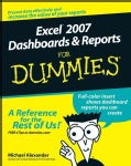 Excel 2007 Dashboards & Reports For Dummies (Paperback)