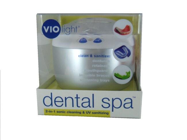 Violight UV/ Sonic Technology Dental Spa