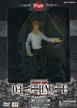 Death Note Vol 2 (with Limited Collector's Figurine) (DVD)
