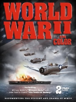 WWII In Color (DVD)
