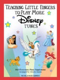 Teaching Little Fingers to Play More Disney Tunes: Piano Solos With Optional Teacher Accompaniments (Paperback)