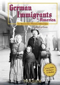 German Immigrants in America (Paperback)