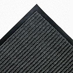 Needle Rib Grey 48 x 72-inch Wipe & Scrape Mat