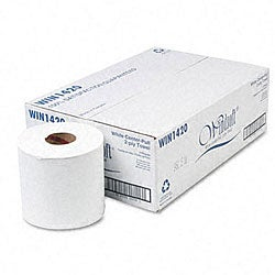 Center-Flow Perforated Towel Roll - 6 Rolls