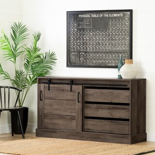 South Shore Harma Buffet with Storage