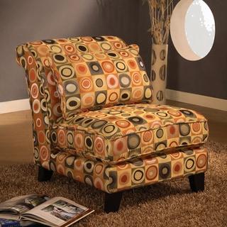 Slipper Sun Circles Chair