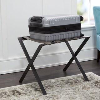 Hendrix X-Frame Modern Luggage Rack
