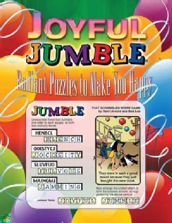 Joyful Jumble: Radiant Puzzles to Make You Happy (Paperback)