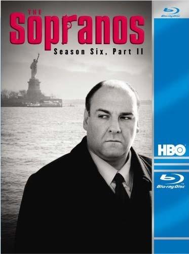 The Sopranos: Season 6 Part 2 (Blu-ray Disc)